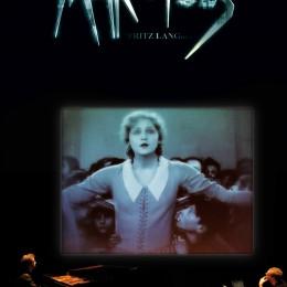 Metropolis de Fritz Lang en ciné-concert. Alexandre Gosse (piano) et Thomas Ricou (Traitement sonore)